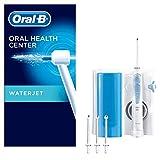 Oral-B Irrigador Bucal Con Tecnología Waterjet De Braun, 4 Cabezales De Recambio Waterjet