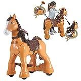 FEBER - My Wild Horse, Mascota electrónica con Sonido, para niños y niñas de 3 a 7 años (Famosa 800012000)