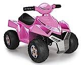 FEBER - Quad Racy 6 V, Color Rosa (Famosa 800011422)