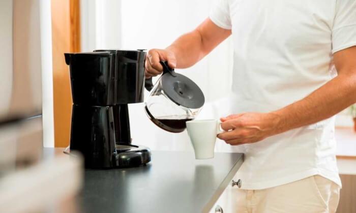 mejor cafetera para casa y oficina