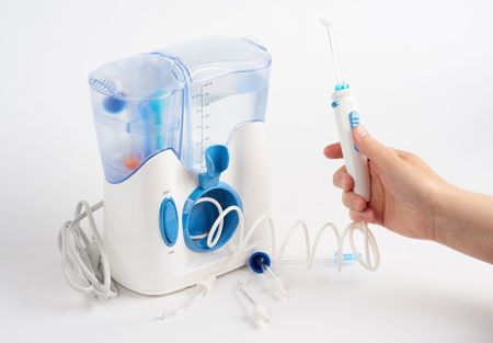 mejores irrigadores dentales